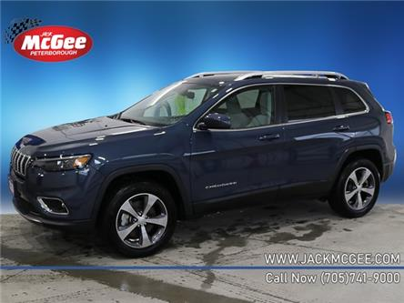 2020 Jeep Cherokee Limited (Stk: 21288A) in Peterborough - Image 1 of 21