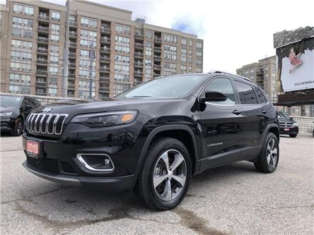 2019 Jeep Cherokee Limited (Stk: P5302) in North York - Image 1 of 30
