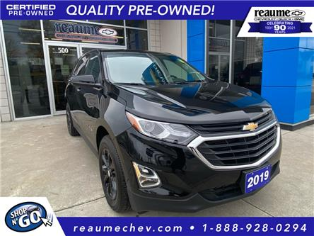 2019 Chevrolet Equinox 1LT (Stk: 21-0164A) in LaSalle - Image 1 of 23