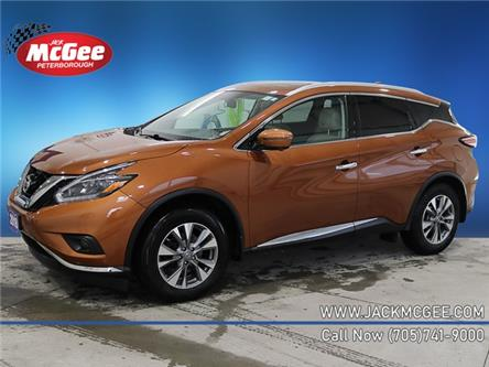 2018 Nissan Murano SL (Stk: 21293A) in Peterborough - Image 1 of 20