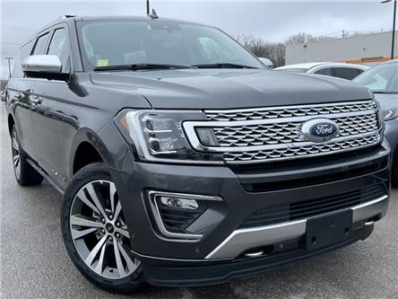 2021 Ford Expedition Max Platinum (Stk: 21T283) in Midland - Image 1 of 13