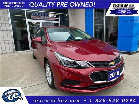 2018 Chevrolet Cruze LT Auto (Stk: L-4547) in LaSalle - Image 1 of 23