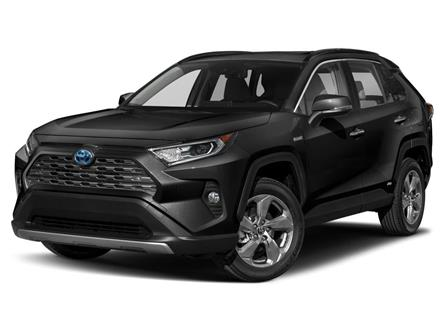 2021 Toyota RAV4 Hybrid Limited (Stk: 213436) in Regina - Image 1 of 9