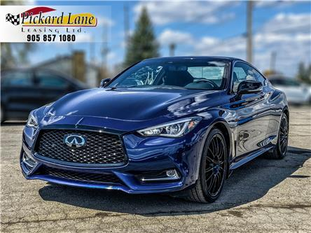 2019 Infiniti Q60 3.0t I-LINE RED SPORT (Stk: 440942) in Bolton - Image 1 of 23