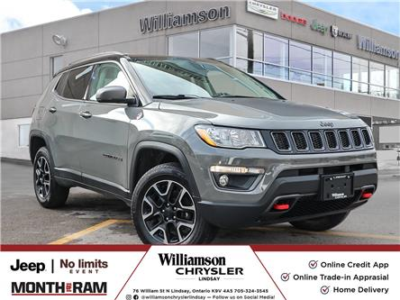 2019 Jeep Compass Trailhawk (Stk: U1217) in Lindsay - Image 1 of 25