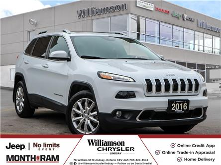 2016 Jeep Cherokee Limited (Stk: U1224) in Lindsay - Image 1 of 30
