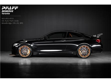 2016 BMW M4 GTS (Stk: MU2633) in Woodbridge - Image 1 of 24