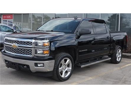 2015 Chevrolet Silverado 1500 1LT (Stk: 243482T) in Barrie - Image 1 of 14
