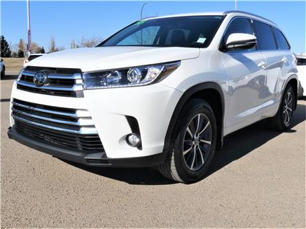 2018 Toyota Highlander XLE (Stk: HHM123A) in Lloydminster - Image 1 of 19
