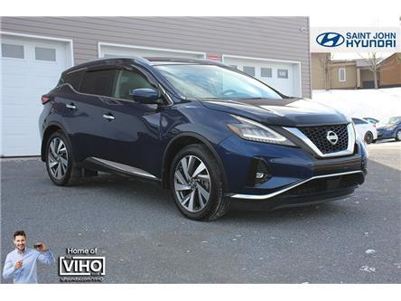 2019 Nissan Murano SL (Stk: 06975C) in Saint John - Image 1 of 22