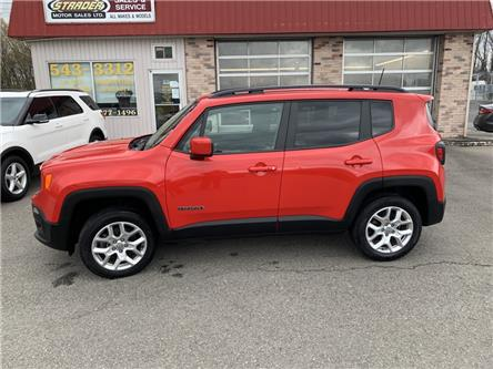 2018 Jeep Renegade North (Stk: JPH69294) in Morrisburg - Image 1 of 16