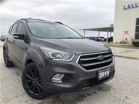 2019 Ford Escape Titanium (Stk: S6959A) in Leamington - Image 1 of 26