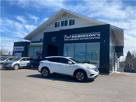 2016 Nissan Murano SV (Stk: ) in Sault Ste. Marie - Image 1 of 35