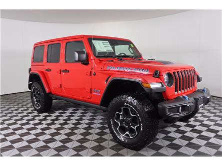2021 Jeep Wrangler Unlimited 4xe Rubicon (Stk: 21-191) in Huntsville - Image 1 of 42