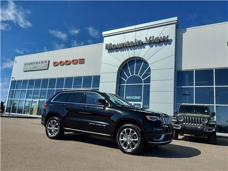 2020 Jeep Grand Cherokee Summit (Stk: AL202) in Olds - Image 1 of 27