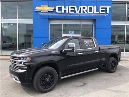 2021 Chevrolet Silverado 1500 High Country (Stk: 21208) in Ste-Marie - Image 1 of 8