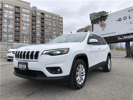 2019 Jeep Cherokee North (Stk: P5280) in North York - Image 1 of 29