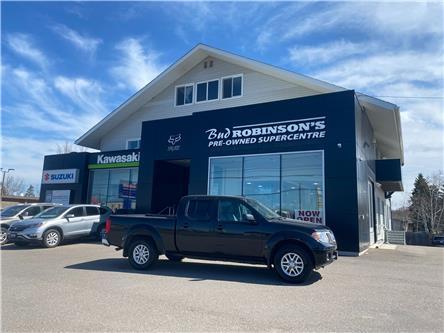 2017 Nissan Frontier SV (Stk: ) in Sault Ste. Marie - Image 1 of 20
