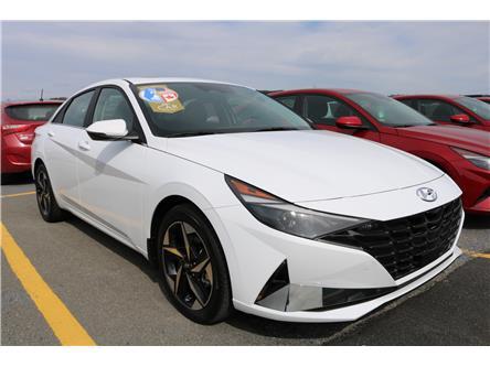 2021 Hyundai Elantra Ultimate (Stk: 12396) in Saint John - Image 1 of 17