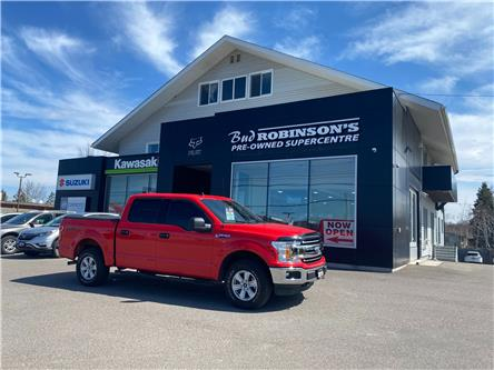 2019 Ford F-150 XLT (Stk: ) in Sault Ste. Marie - Image 1 of 30