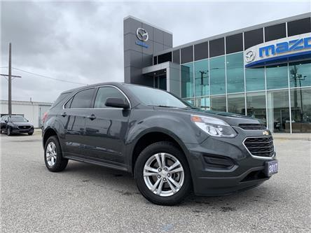2017 Chevrolet Equinox LS (Stk: NM3496A) in Chatham - Image 1 of 21