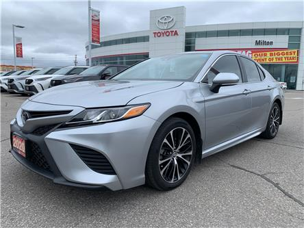 2020 Toyota Camry SE (Stk: 858810) in Milton - Image 1 of 21