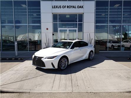 2021 Lexus IS 300 Base (Stk: L21322) in Calgary - Image 1 of 15