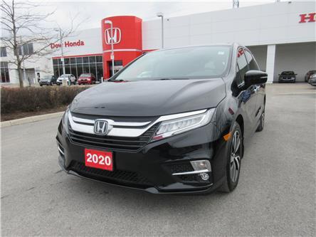 2020 Honda Odyssey Touring (Stk: VA4151) in Ottawa - Image 1 of 19