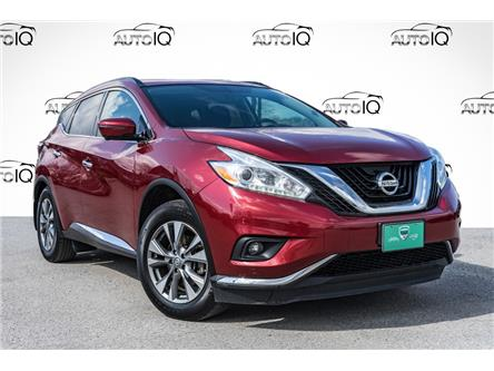 2017 Nissan Murano SV (Stk: 34871AUX) in Barrie - Image 1 of 24