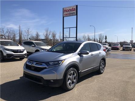 2019 Honda CR-V EX (Stk: H14-4287A) in Grande Prairie - Image 1 of 21