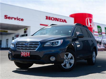 2017 Subaru Outback 2.5i (Stk: P21-052) in Vernon - Image 1 of 11