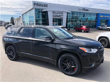 2021 Chevrolet Traverse Premier (Stk: 5369-21) in Sault Ste. Marie - Image 1 of 14