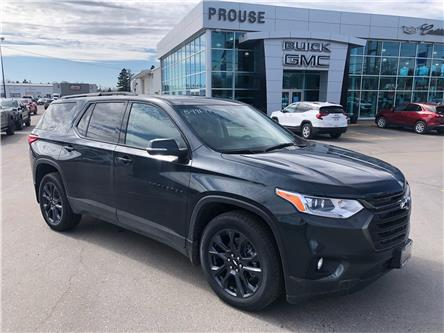 2021 Chevrolet Traverse RS (Stk: 5491-21) in Sault Ste. Marie - Image 1 of 13