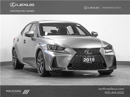 2019 Lexus IS 300 Base (Stk: 036601T) in Brampton - Image 1 of 30