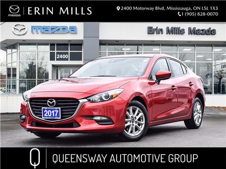 2017 Mazda Mazda3 GS (Stk: P4658) in Mississauga - Image 1 of 30