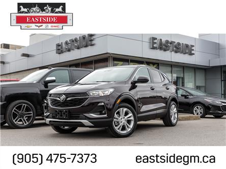 2021 Buick Encore GX Preferred (Stk: MB057336) in Markham - Image 1 of 22