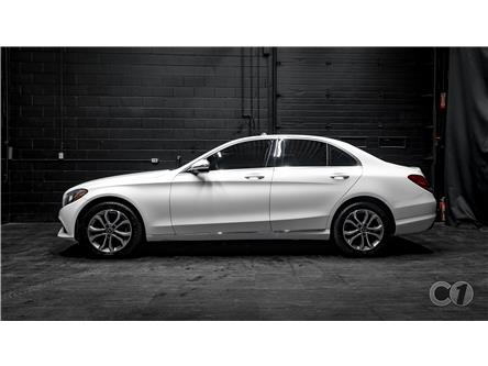 2017 Mercedes-Benz C-Class Base (Stk: CT21-183) in Kingston - Image 1 of 42