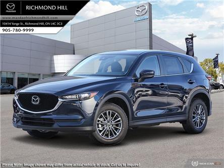 2021 Mazda CX-5 GS (Stk: 21-369) in Richmond Hill - Image 1 of 23