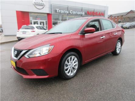 2017 Nissan Sentra  (Stk: P5458) in Peterborough - Image 1 of 22