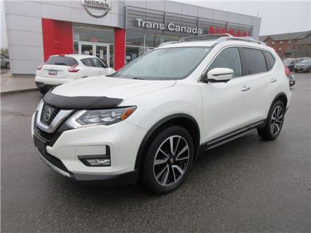 2017 Nissan Rogue  (Stk: 91912A) in Peterborough - Image 1 of 27