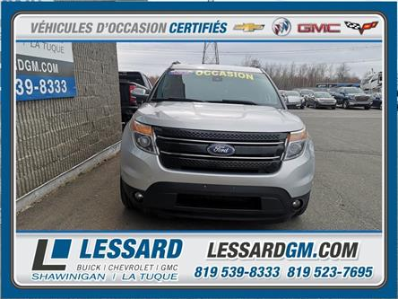 2014 Ford Explorer Limited (Stk: 21-255AS) in Shawinigan - Image 1 of 25