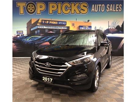2017 Hyundai Tucson Luxury (Stk: 493452) in NORTH BAY - Image 1 of 29