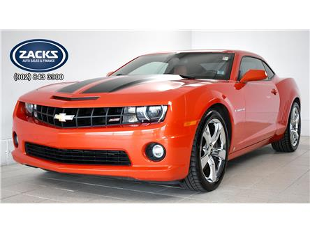 2010 Chevrolet Camaro SS (Stk: 48502) in Truro - Image 1 of 35