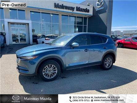 2018 Mazda CX-5 GS Comfort Package (Stk: M21145A) in Saskatoon - Image 1 of 16