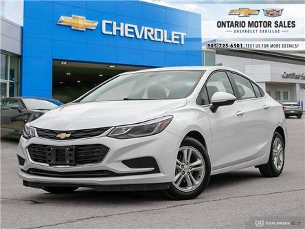 2018 Chevrolet Cruze LT Auto (Stk: 356875A) in Oshawa - Image 1 of 36