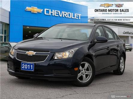 2011 Chevrolet Cruze LT Turbo (Stk: 463951A) in Oshawa - Image 1 of 36