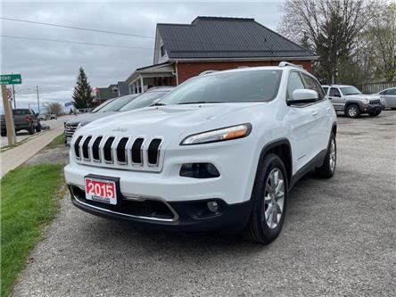 2015 Jeep Cherokee Limited (Stk: 61767) in Belmont - Image 1 of 28