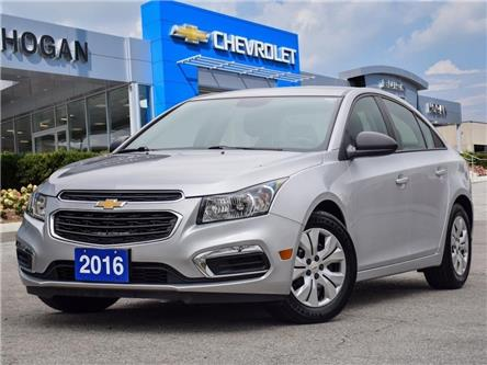2016 Chevrolet Cruze Limited 2LS (Stk: WN152129) in Scarborough - Image 1 of 24