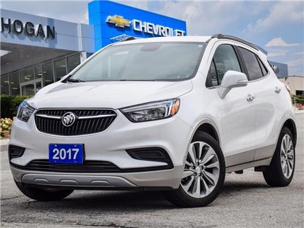 2017 Buick Encore Preferred (Stk: A114456) in Scarborough - Image 1 of 25