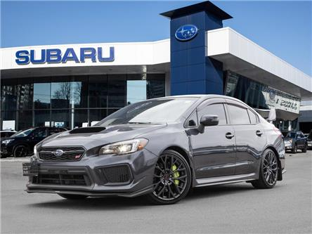 2018 Subaru WRX STI STI Sport >>No accident<< (Stk: P3578) in Toronto - Image 1 of 28